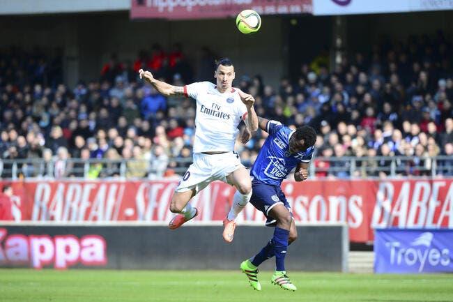 PSG: Ibrahimovic en L1, c'est plus fort que Cristiano Ronaldo en Liga