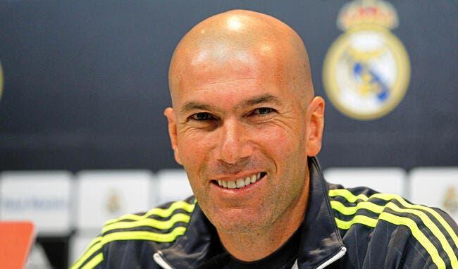 Real: La pression du clasico? Zidane ne connaît pas…