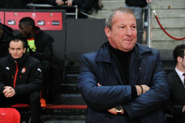 Rennes: PSG-Nice, Courbis a une mauvaise nouvelle pour l'OL