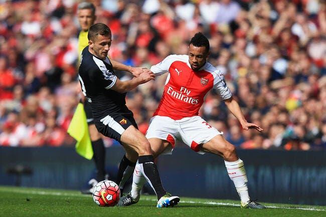 Arsenal - Watford : 4-0