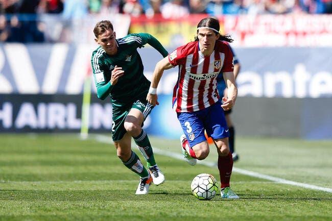 Atlético Madrid - Bétis Séville : 5-1
