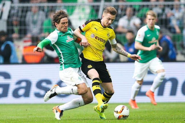 Borussia Dortmund - Werder Brême : 3-2