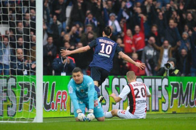 Ibrahimovic et le PSG remettent les pendules à l'heure