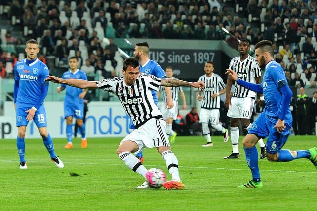 Juventus - Empoli : 1-0
