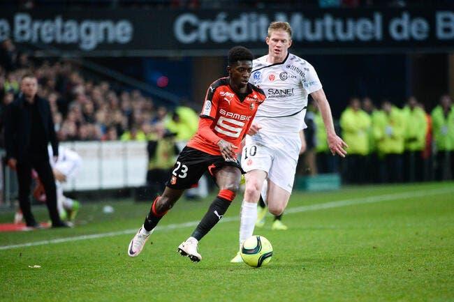 L1 : Rennes sur le podium, Troyes en L2