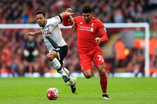 Liverpool - Tottenham : 1-1