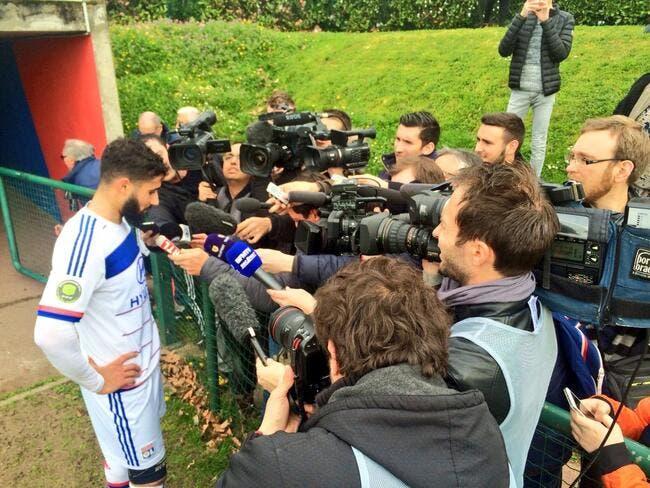 OL  : Fekir a joué 45 minutes avec la CFA de Lyon