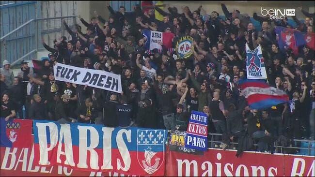 PSG : Des Ultras parisiens présents à...Troyes-Angers
