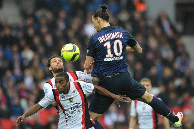 PSG : Les stats d'Ibrahimovic qui donnent le vertige