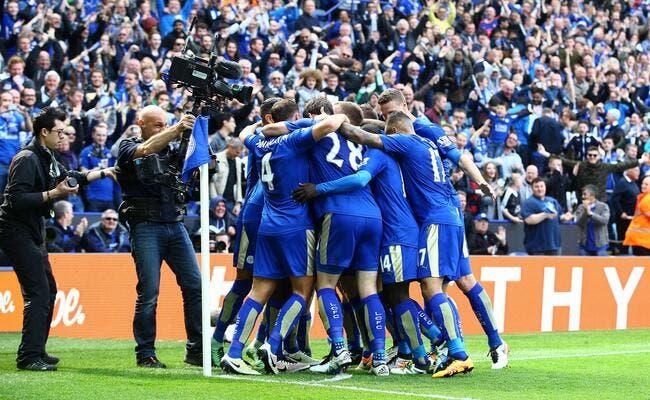 L'incroyable rêve de Leicester continue !