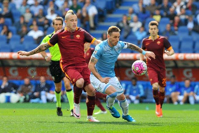 Lazio - AS Rome : 1-4