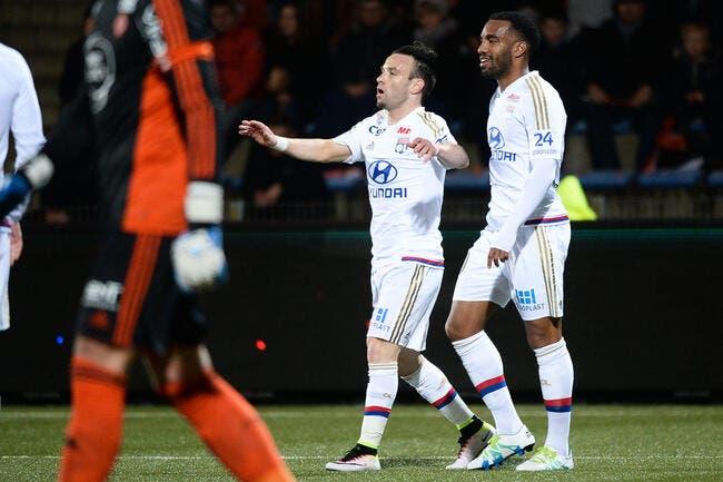 OL : Cette fois-ci, Lyon met bien la pression sur Monaco