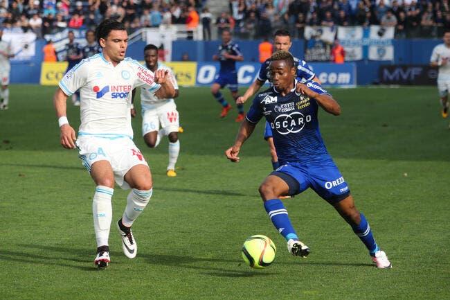 OM: Riolo se paye Rekik après son but contre son camp