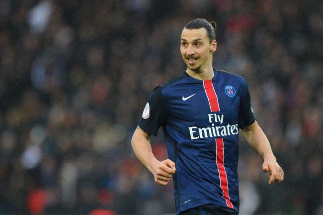 PSG : Man City passe la brosse à reluire sur Ibrahimovic