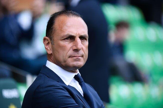 """Michel Der Zakarian : """"Bordeaux revient dans le coup"""""""
