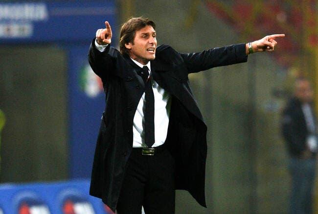 Officiel : Antonio Conte entraîneur de Chelsea après l'Euro