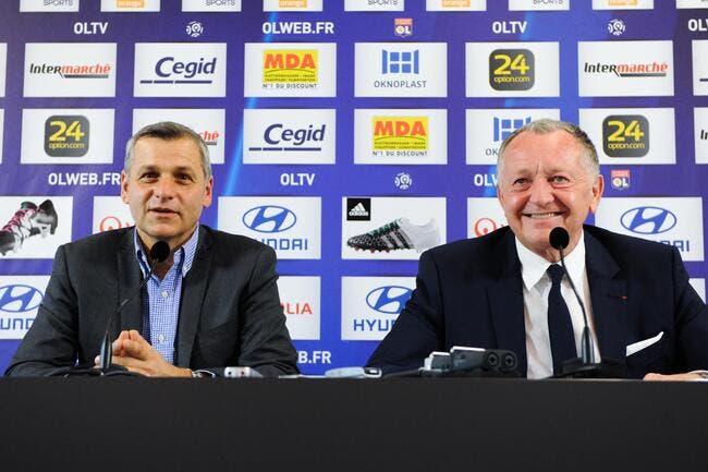 OL : Aulas rêve d'un Grand Chelem «exceptionnel» pour Lyon