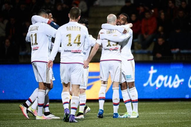 OL: Ce geste qui a sorti les Lyonnais d'une situation périlleuse