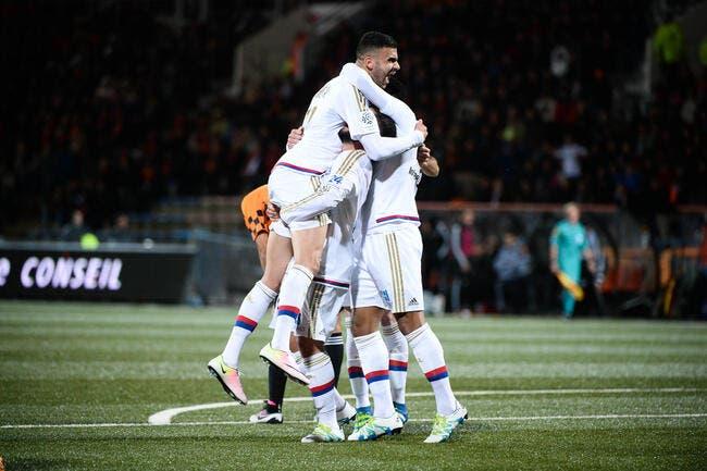 OL : Ghezzal avait le secret n°1 pour gagner à Lorient