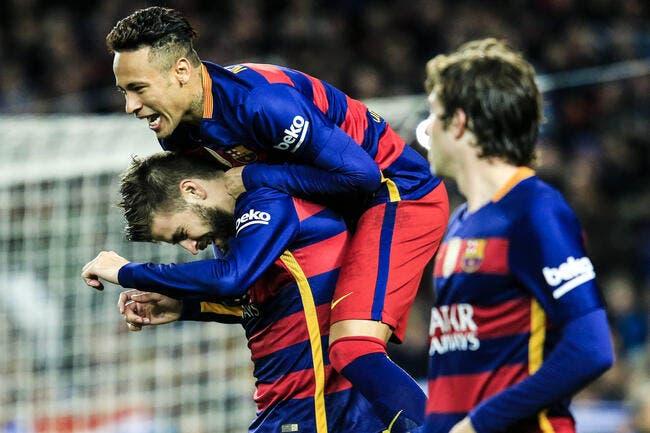 PSG : Piqué calme Paris, pas touche à Neymar