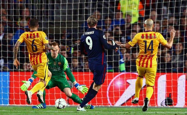 Barcelone – Atl. Madrid 2-1