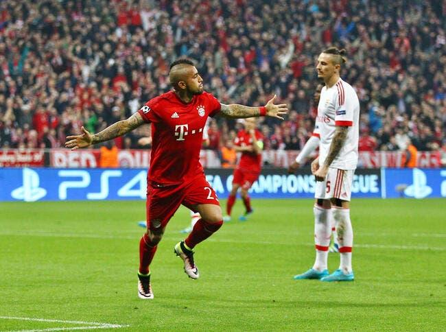 Bayern Munich – Benfica Lisbonne 1-0
