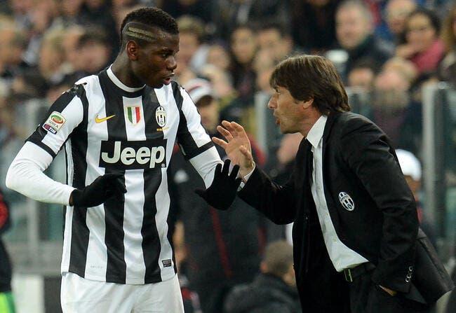 Chelsea : Conte arrive, la rumeur Pogba aussi