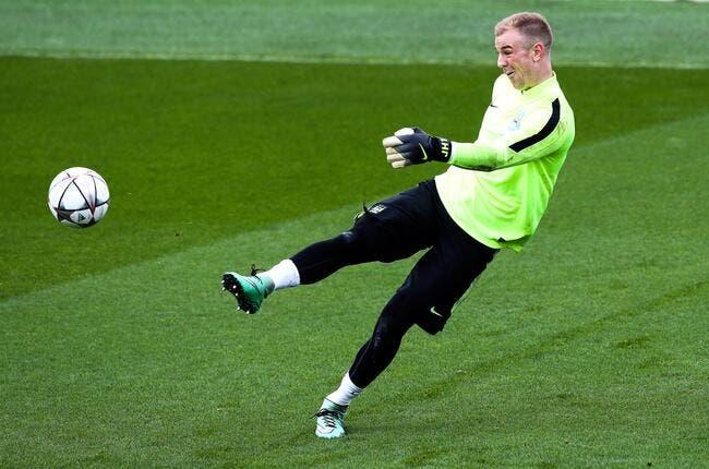 City: Hart sera dans les buts face au PSG