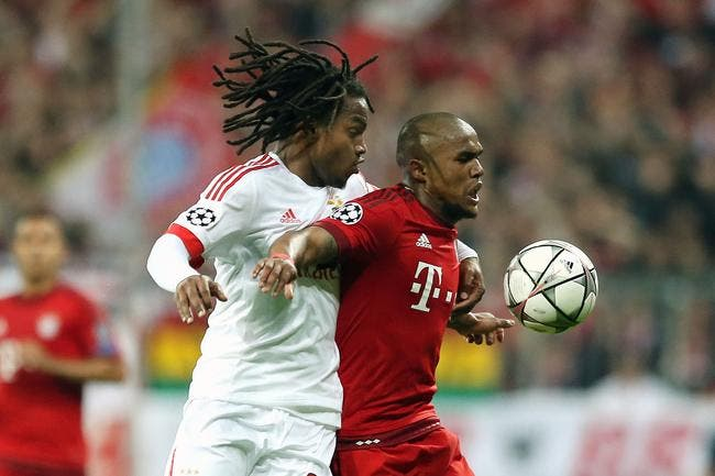 Le Bayern est parti fort, mais Benfica est toujours là