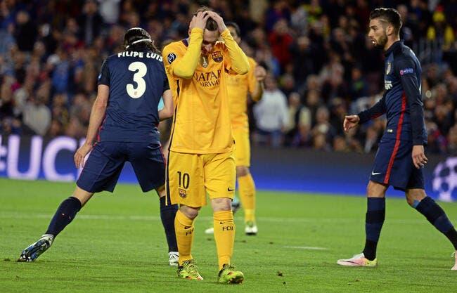 Les incroyables stats de Barça-Atlético