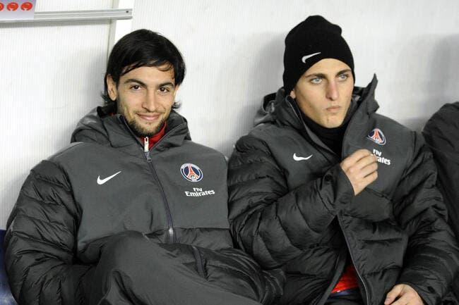 PSG : Verratti et Pastore absents contre Man City, Di Maria sera là
