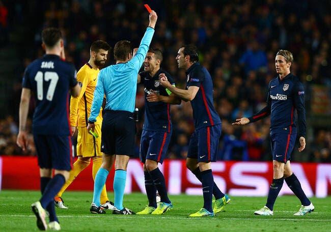 Atlético: Barça, UEFA… Filipe Luis dénonce un énorme complot!