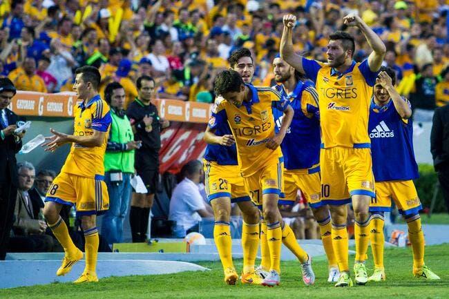 Concacaf : Gignac qualifie les Tigres pour la finale