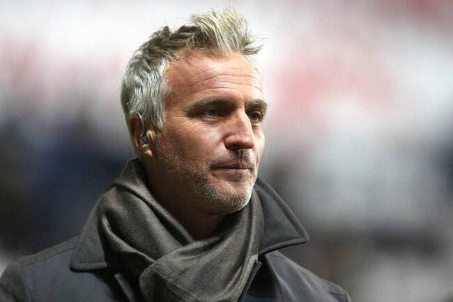 Ginola patron du football français, pourquoi pas?