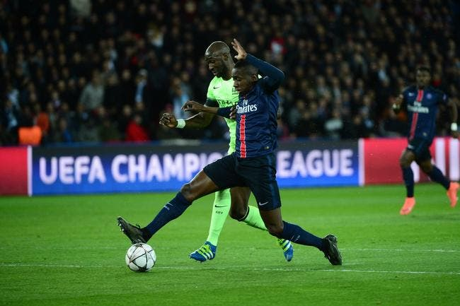 PSG - Manchester City : 2-2