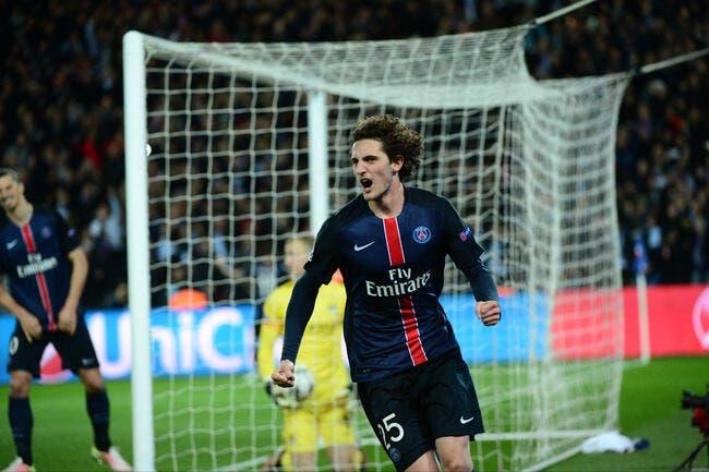 PSG : Paris a trop croqué et c'est Rabiot qui le dit