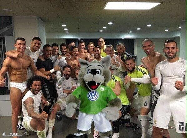 Twitter chambre déjà le Real Madrid et Cristiano Ronaldo