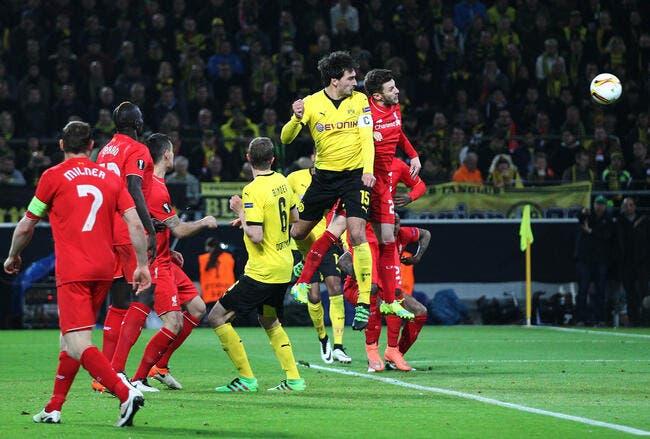 EL : Liverpool fait la bonne opération à Dortmund