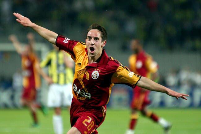 Mercato: Un étonnant retour en Turquie pour Ribéry ?