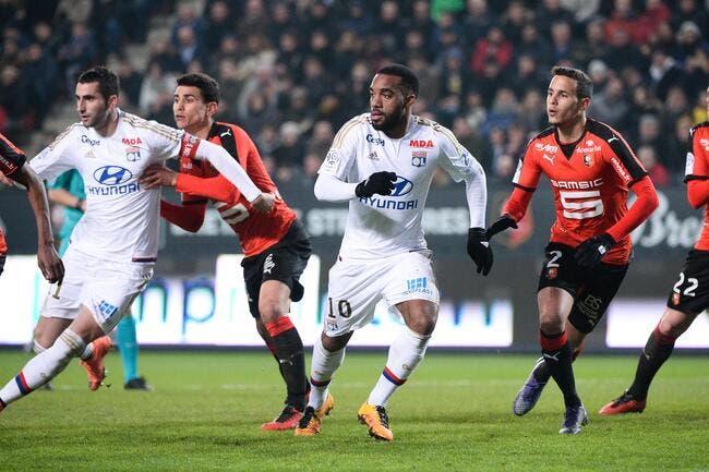 OL: ASSE, Rennes, Nice, le trio qui fait peur à Lyon
