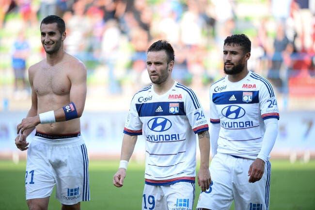 OL : Le groupe face à Montpellier