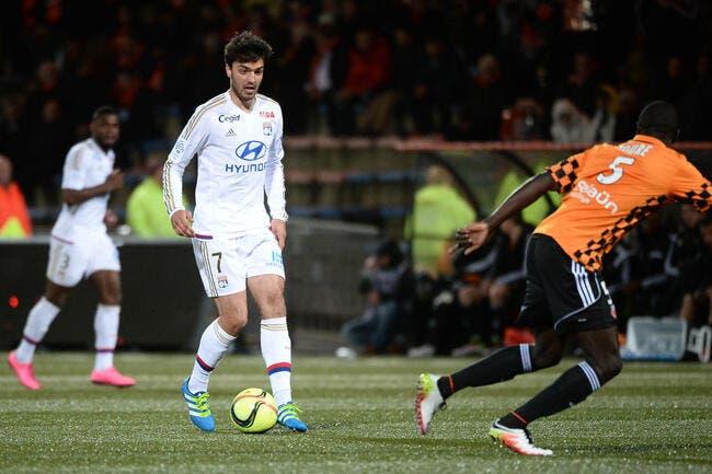 OL: Sorti du 11 de départ, Grenier a-t-il un avenir à Lyon ?