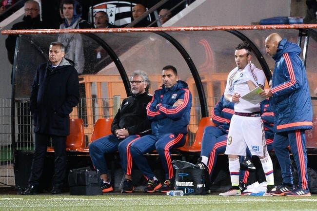 OL: «Tout ce qu'on a pu dire sur Valbuena est faux»