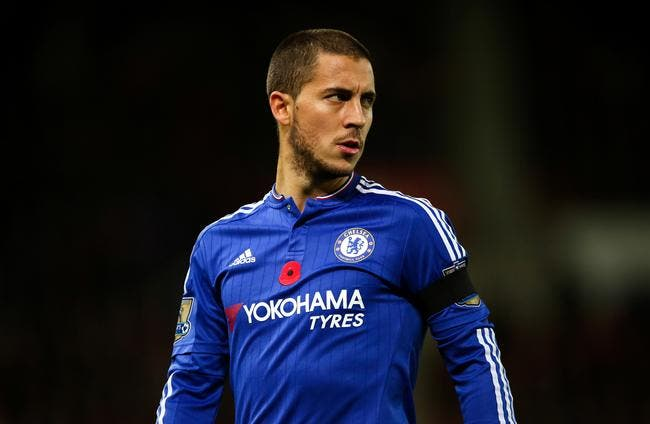 Chelsea: Conte ne lui fait pas confiance, Hazard est sur le marché!