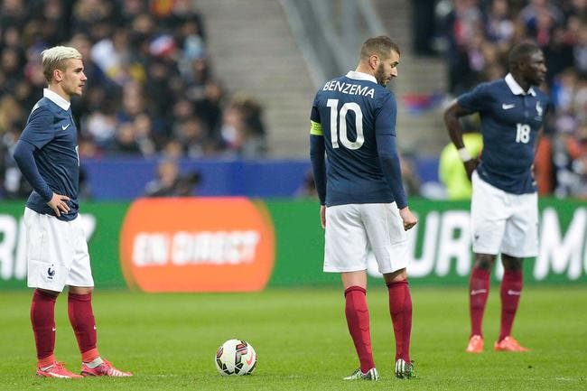 France: Prenez votre maillot des Bleus, mais pas celui de Benzema