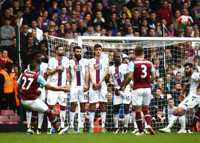 West Ham: A la Beckham, Payet fait trembler la Premier League