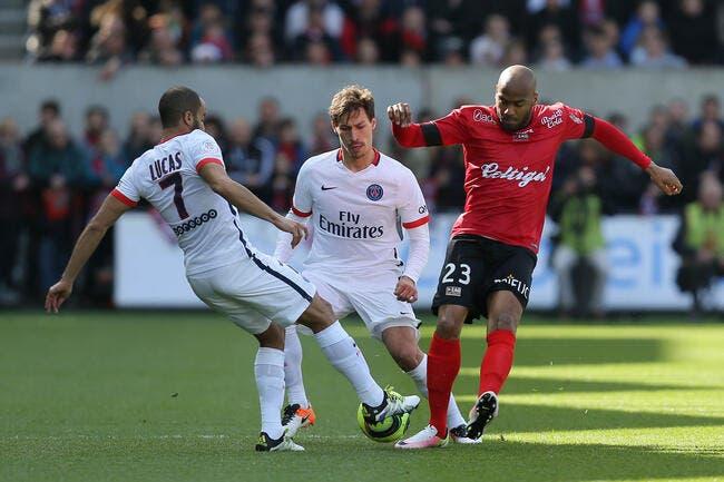 EAG : Guingamp aurait pu bousculer le PSG, mais...