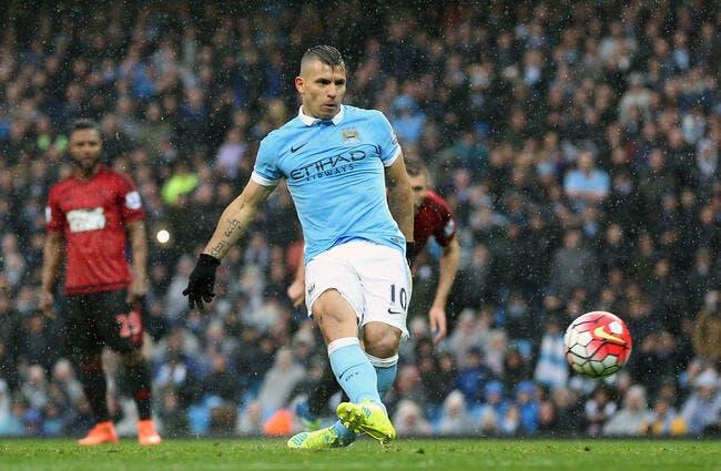 Man City : Aguero, touché au talon avant le PSG