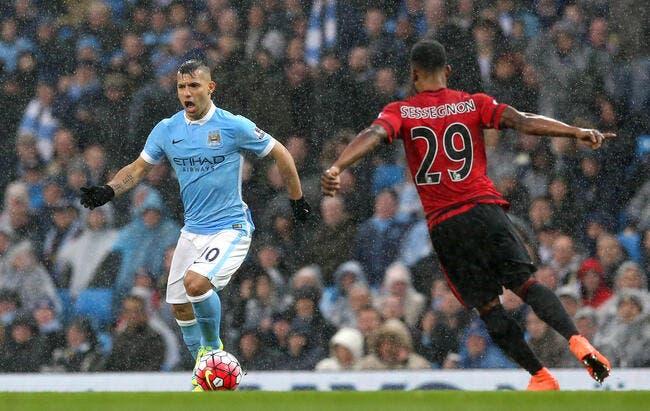 Manchester City - West Bromwich Albion : 2-1