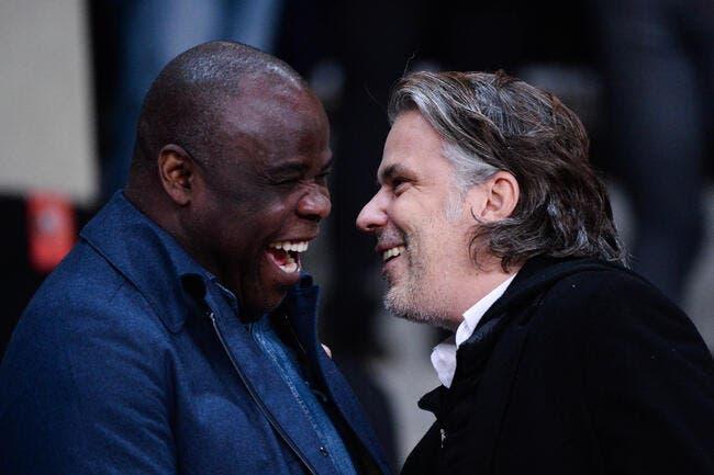 OM : Pour Labrune, Marseille et le Milan AC c'est pareil